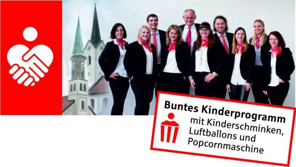 Tag der offenen Tür der neugestalteten Sparkassen-Geschäftsstelle in Hutthurm!