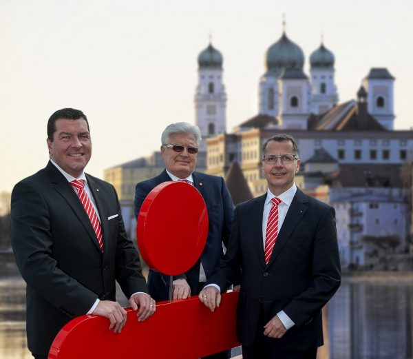 Sparkasse Passau schaut auf ein gutes Jahr 2017 zurück