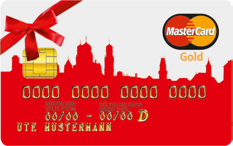 Sparkassen-Kreditkarte Gold