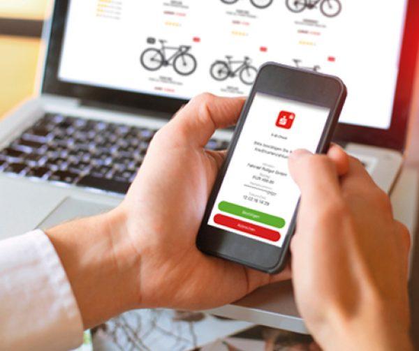 Zu Ihrer Sicherheit: S-ID-Check für die Kreditkarte