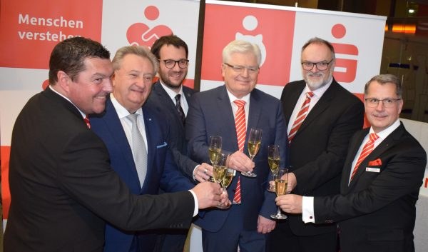 Kundenempfang zum Jahresauftakt 2020 der Sparkasse Passau