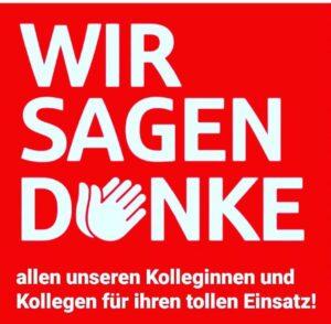 Sparkasse Passau - Wir sagen Danke an die Mitarbeiter