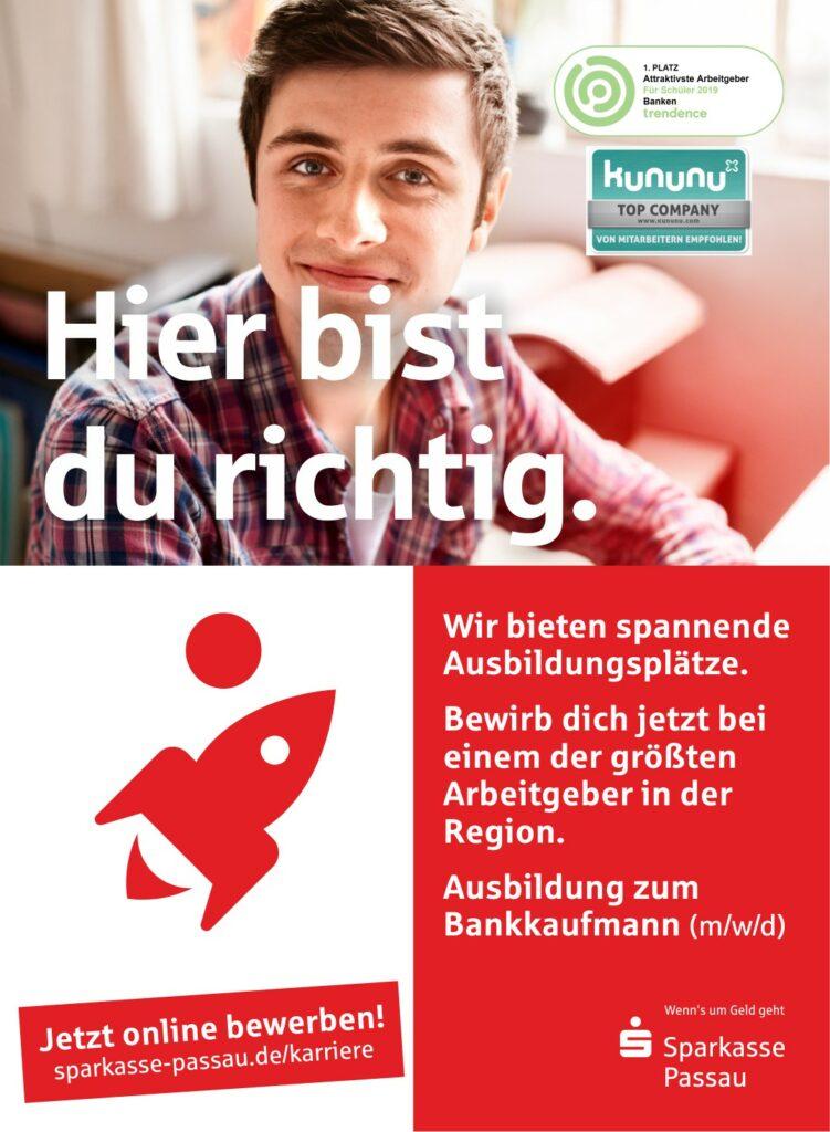 Sparkasse Passau - Ausbildung