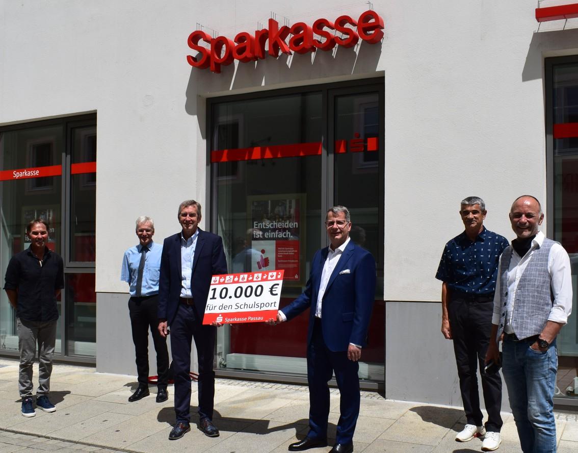 Sparkasse Passau - Schulsport