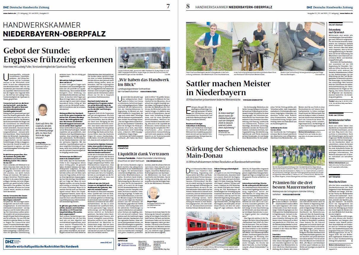 Sparkasse Passau - Interview