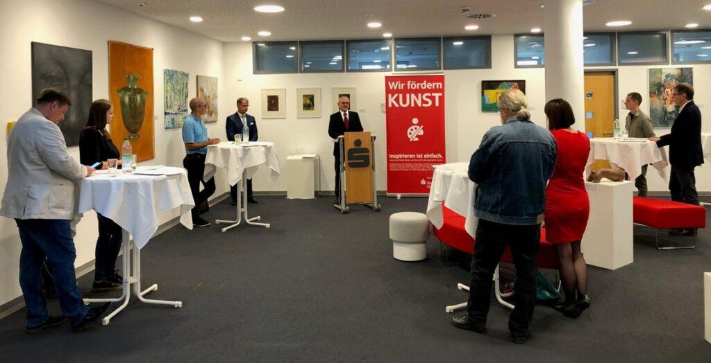 Junge Kunst 2020 - Sparkasse Passau