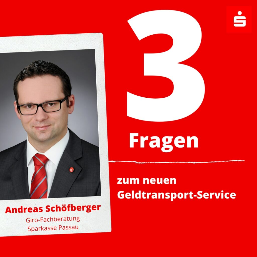 Sparkasse Passau - Geldtransport-Service