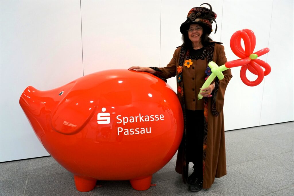 Sparkasse Passau - Weltspartag