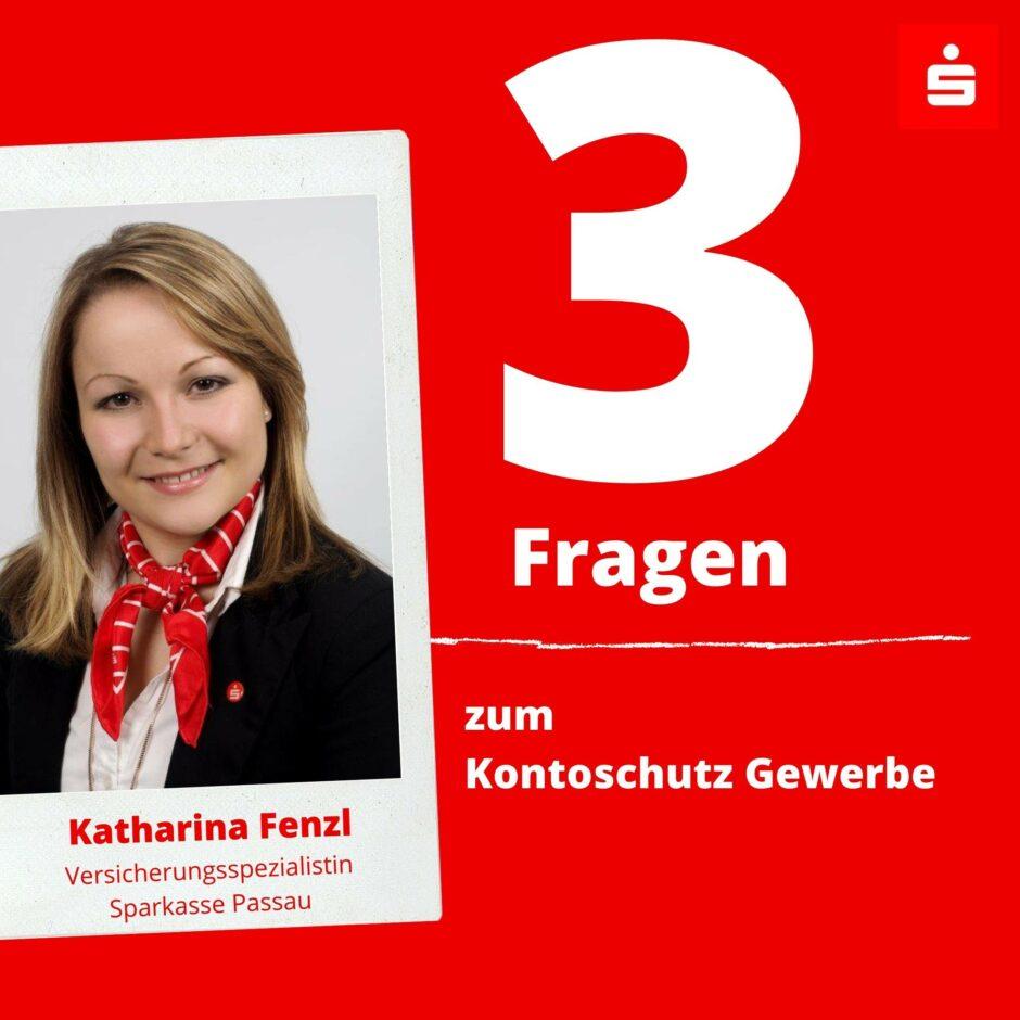 3 Fragen zum neuen Kontoschutz Gewerbe an unsere Versicherungsspezialistin Katharina Fenzl