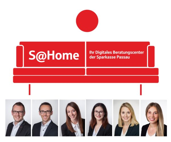 S@Home – unser digitales Beratungscenter