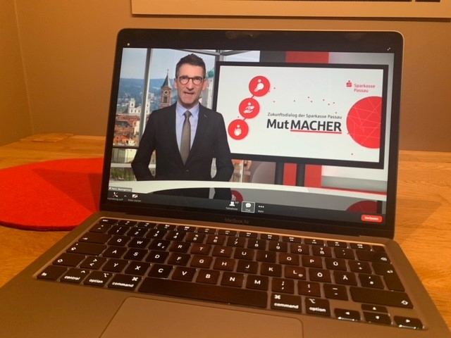 Sparkasse Passau - Zukunftsdialog MutMacher