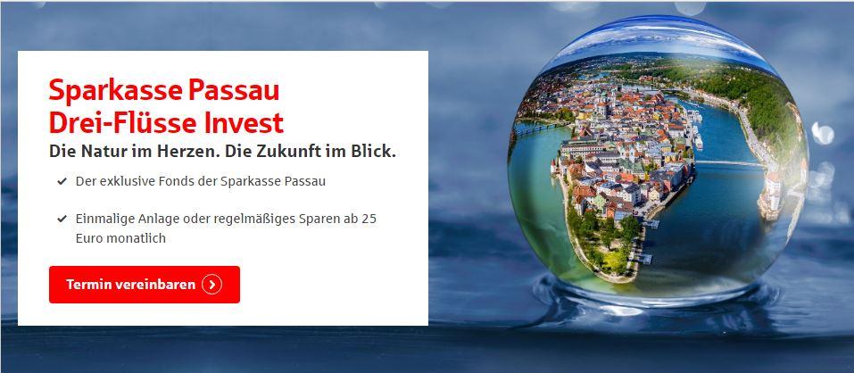 Sparkasse Passau - Nachhaltige Geldanlage