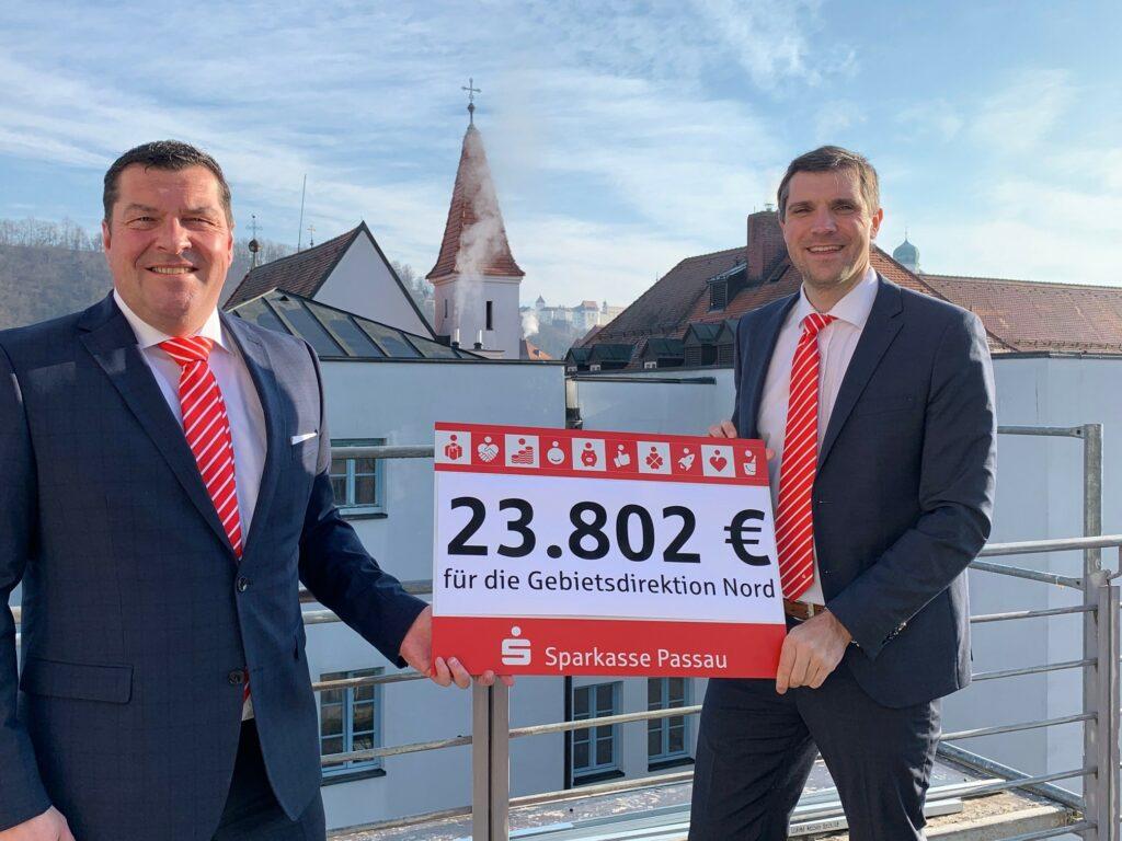 Sparkasse Passau - Dankeschön ans Ehrenamt