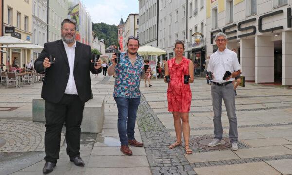 Sparkasse Passau unterstützt Passau-Becher