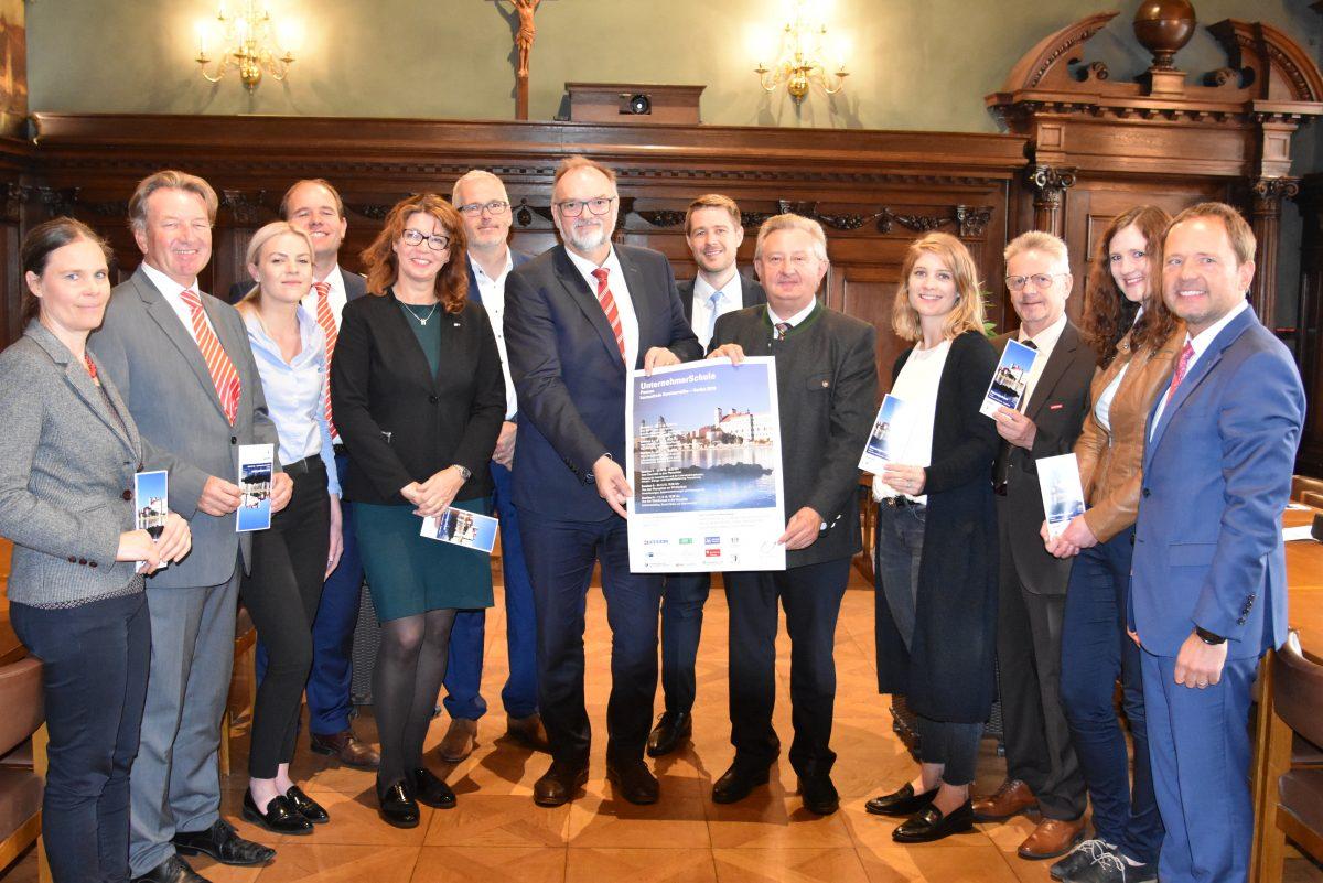 Hans Lindner Stiftung organisiert Seminarreihe für Existenzgründer