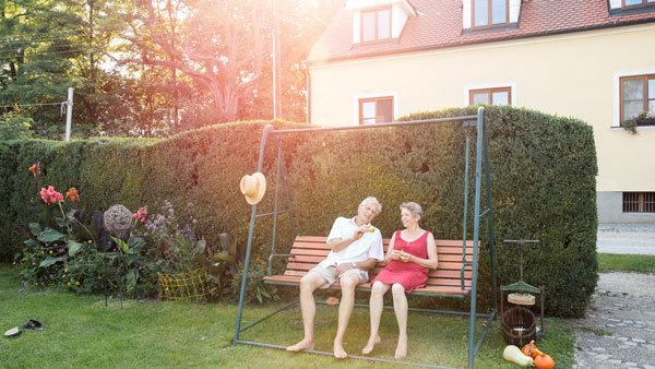 Eine Immobilie als Altersvorsorge