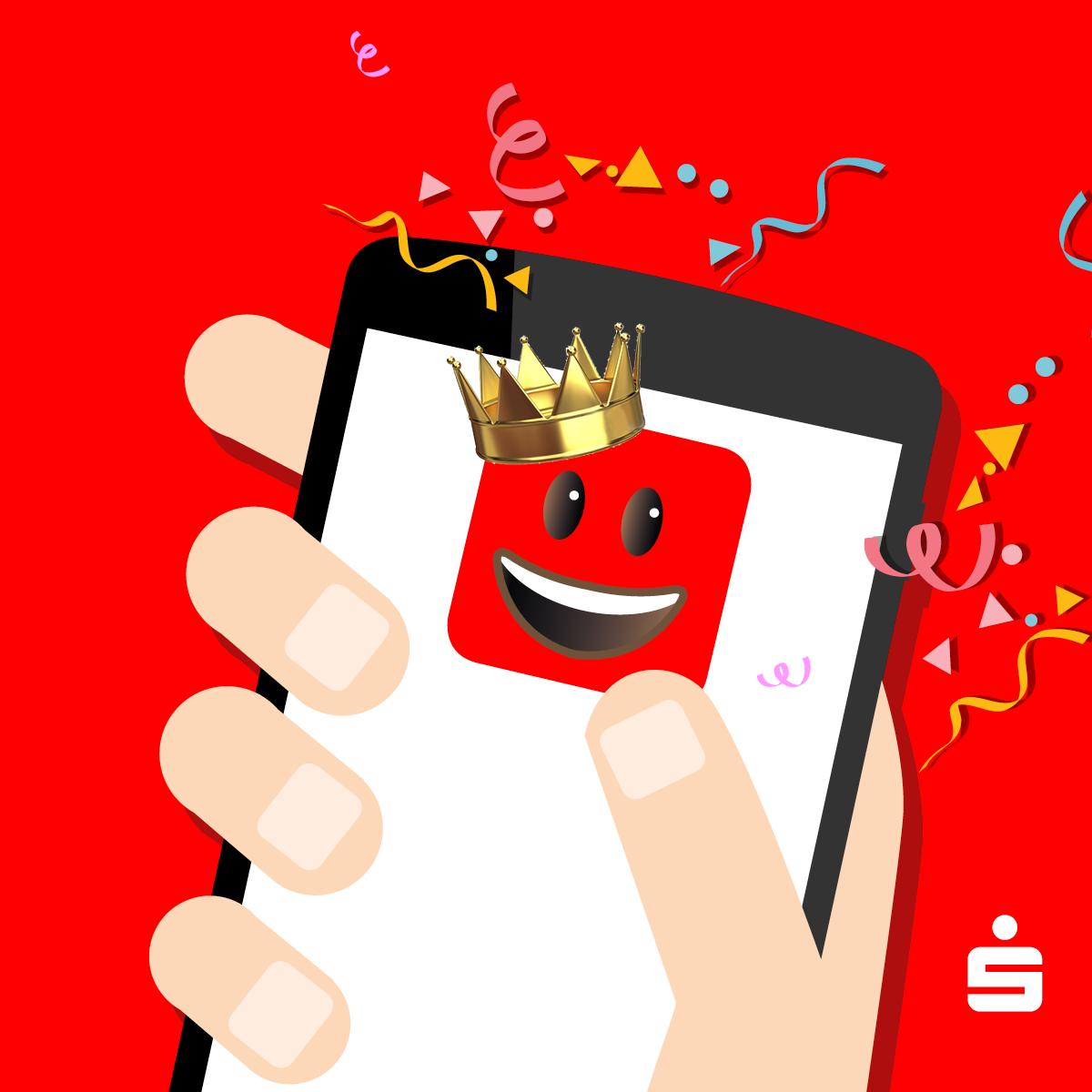 Sparkassen-App wird Doppel-Testsieger