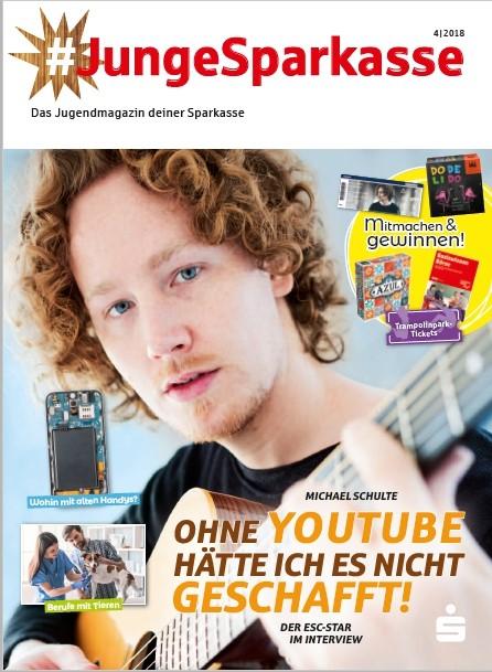 Jugendmagazin der Sparkasse