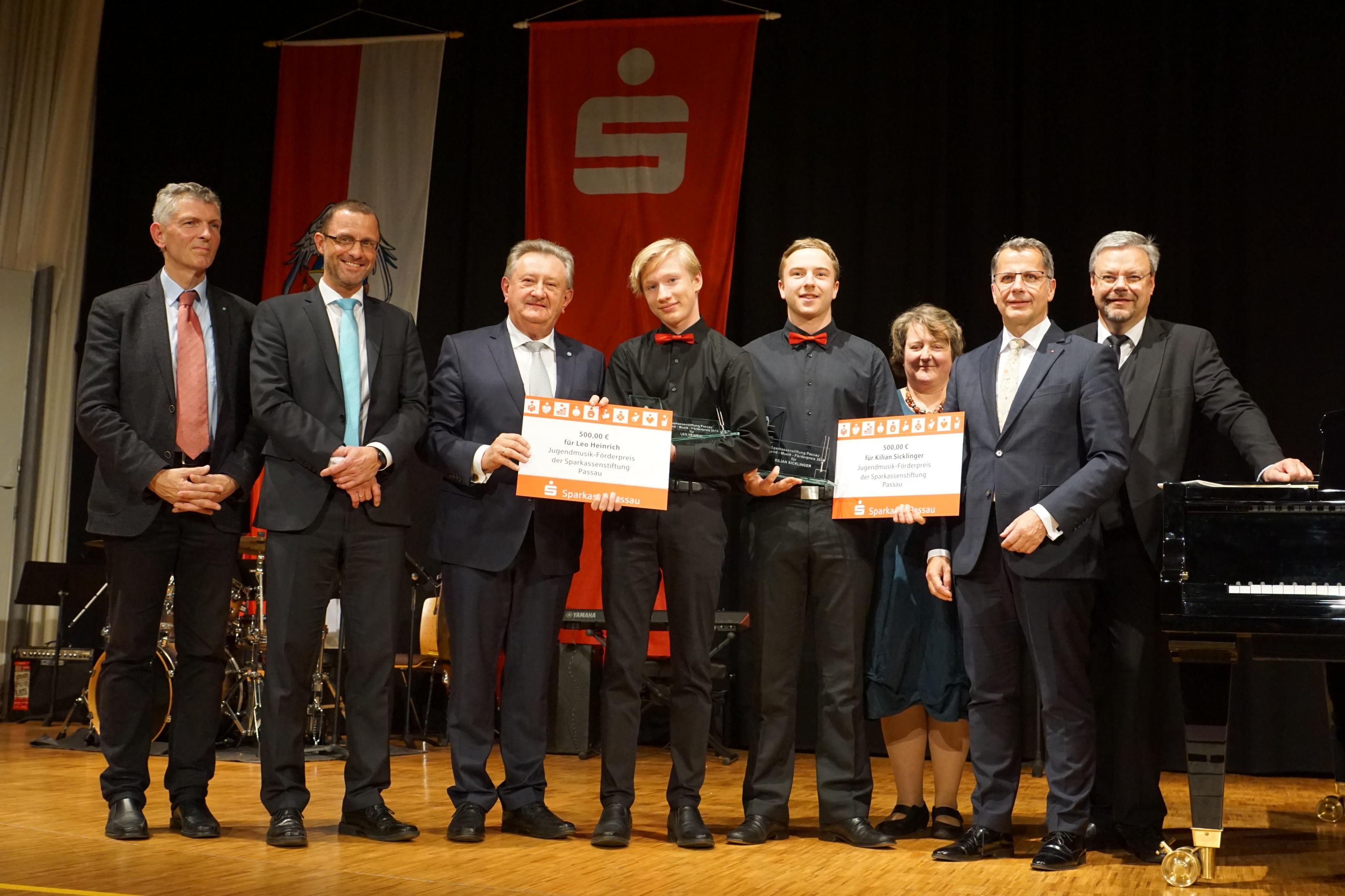 Konzert der Sparkassenstiftung Passau