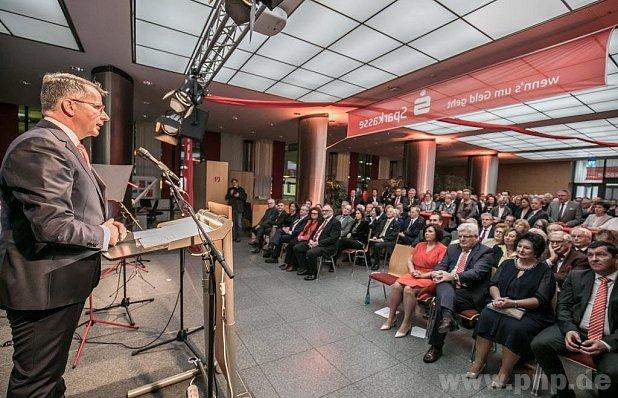 Kundenempfang der Sparkasse Passau 2019