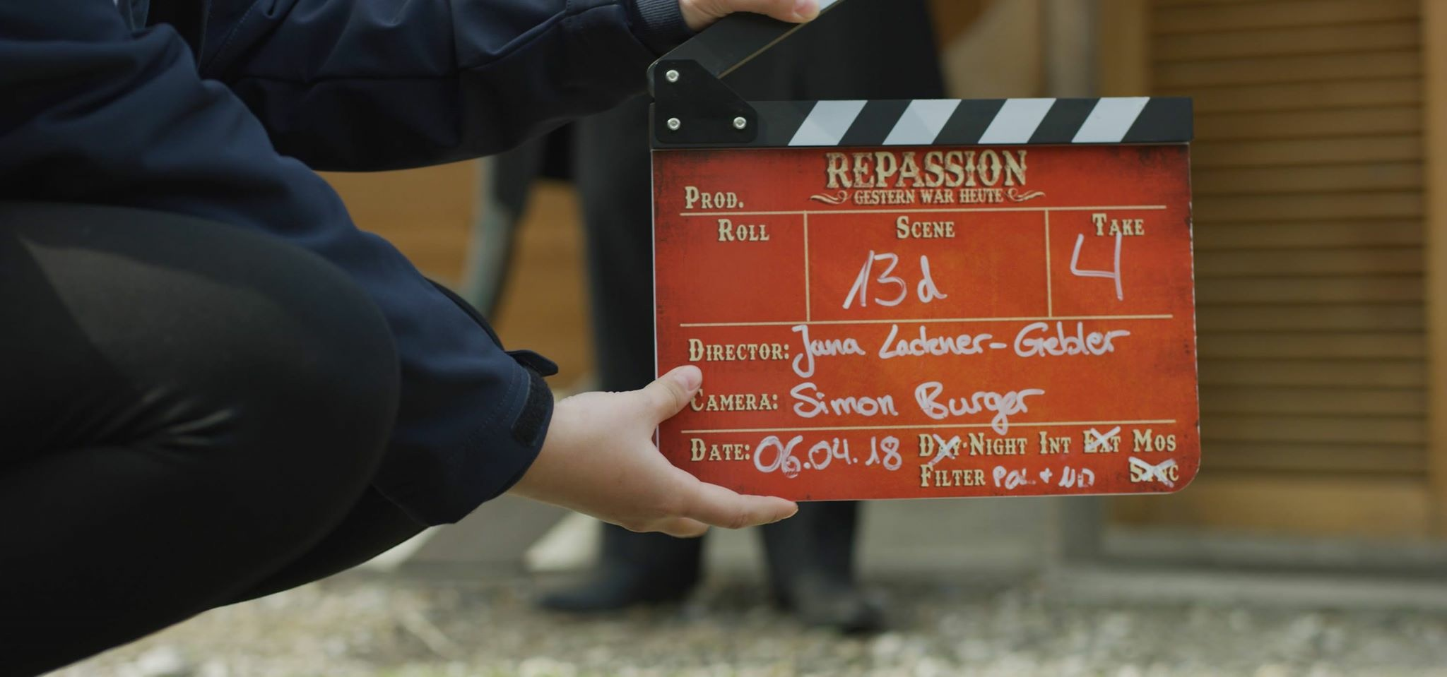 In Passau wird Kino gemacht. Großes Kino.